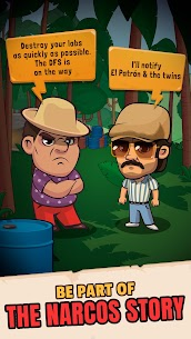 Narcos: Idle Cartel (Unlimited Money) 2