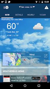 WeatherBug v4.2.2.4 (Ad Free)