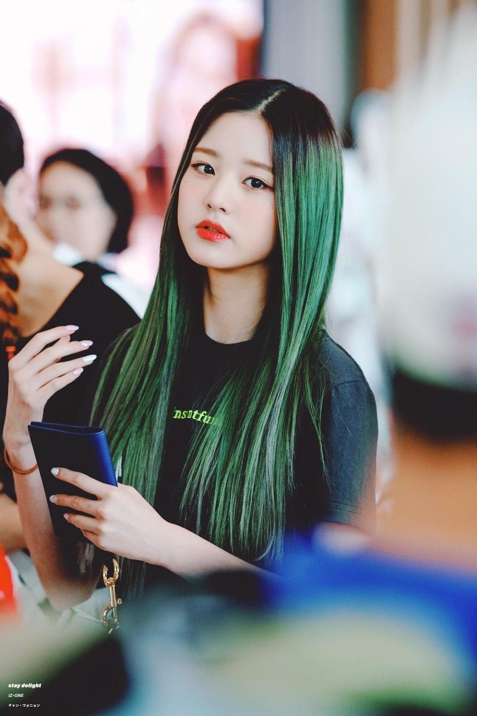wonyoung hair 19