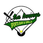 Logo for Xtra Innings annual Ugly sweater Xmas party