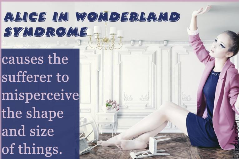 Image result for alice in wonderland syndrome
