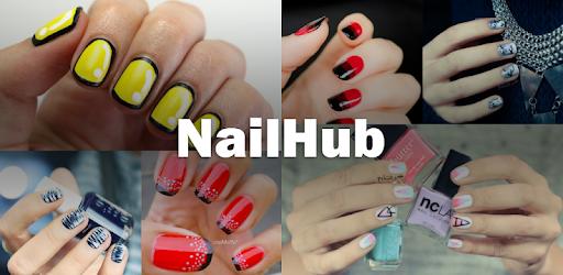 NailHub - дизайн ногтей - Apps on Google Play