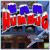Bar Humbug Christmas Slot Machine