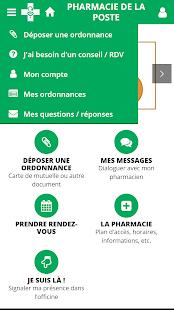 Download Pharmacie de la Poste Fougères For PC Windows and Mac apk screenshot 2