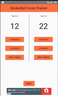 Download Basketball Score Tracker For PC Windows and Mac apk screenshot 2