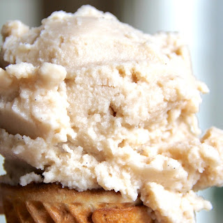 Skinny Speculoos Cookie Butter Ice Cream.