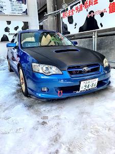 レガシィツーリングワゴン BP5 WR  Limited2004年のカスタム事例画像 maasun(Team's Lowgun北海道)さんの2019年01月10日10:25の投稿