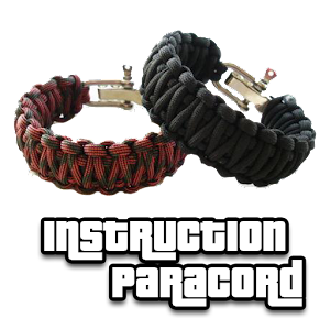 Instruction Make a Paracord Bracelet