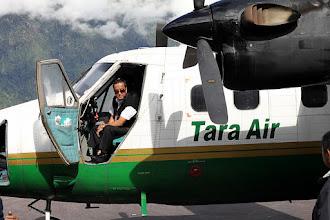 Photo: Heading back to Kathmandu