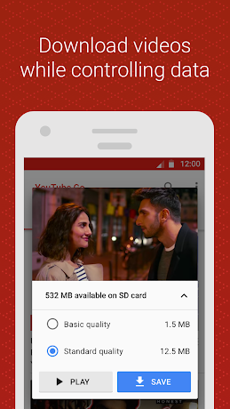YouTube Go (Unreleased) 0.26.67 APK