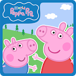 World of Peppa Pig Icon