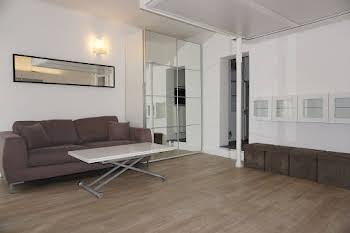 Studio meublé 27,92 m2