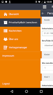 Meine FinanzApp- screenshot thumbnail