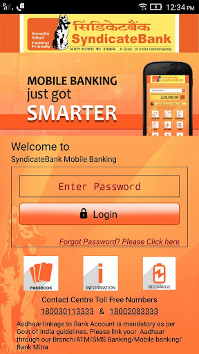 Syndicate Bank - SyndMobile Apk Download Free for PC, smart TV