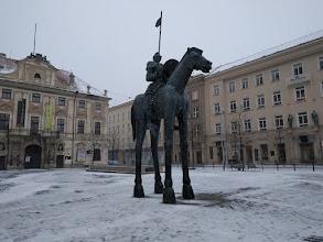 Photo: Big horse.
