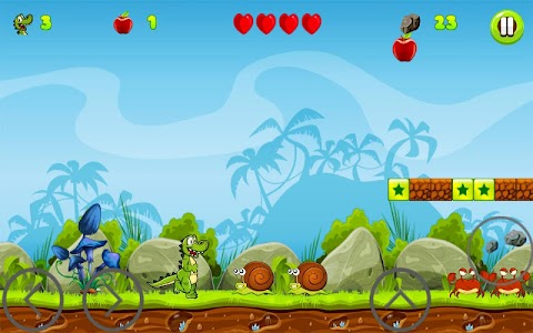 Crocodile Adventure World screenshot 10
