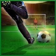 Schießen Fußball Fußball 18