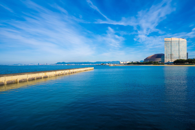 Momochi Seaside Park2