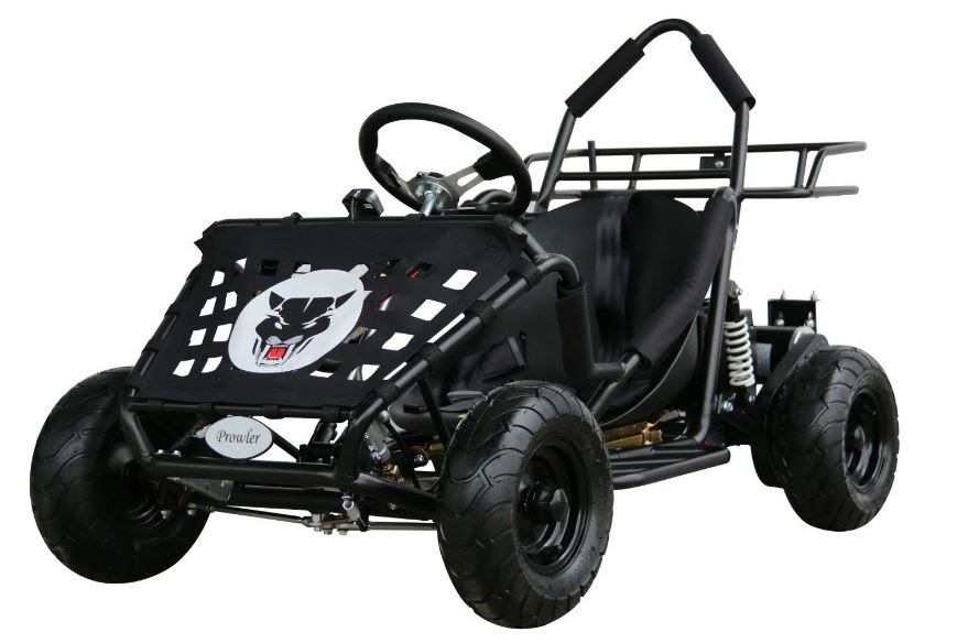 1000W Kids Electric Single Seat Go Cart Buggy