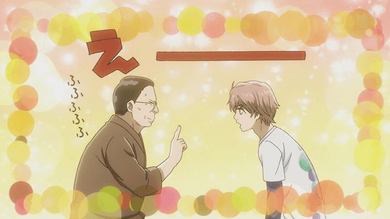 アニメ:ちはやふる3-9話