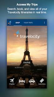 Travelocity Hotels & Flights- screenshot thumbnail