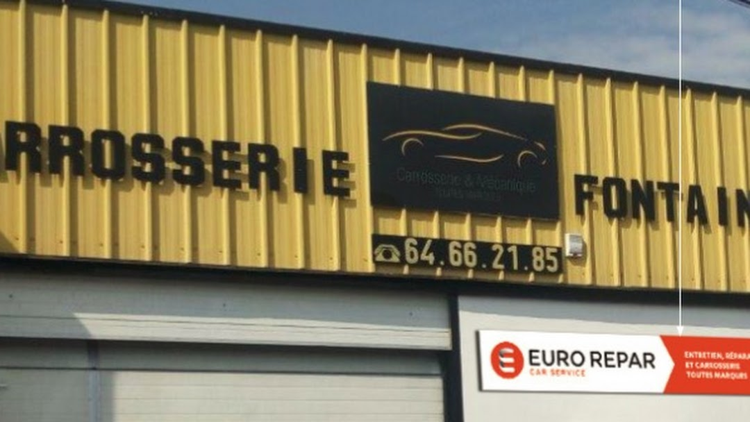 Garage Fontaine Euro Repar Garage Automobile A Pontcarre