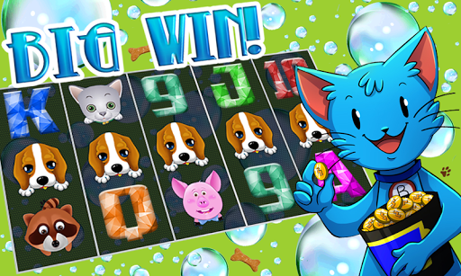 Lucky Farm Pets Casino Slots