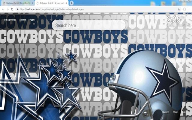 Dallas Cowboys HD Duvar Kağıtları