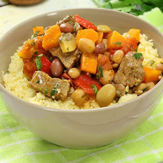 Four Bean and Beef Casserole