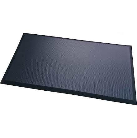 Ståmatta OD 90x50x2cm svart