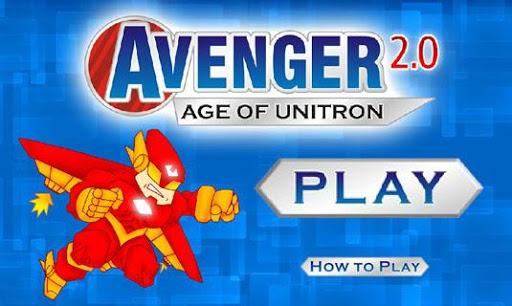 Avenger 2 Age of Unitron