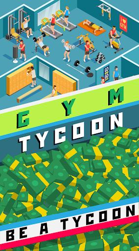 Gym Tycoon: Idle Clicker 1.1 screenshots 1