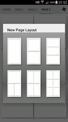 Comicize - the comics maker 2.52 screenshots 3