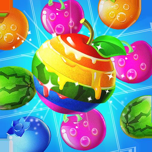 解謎App|Fruit Scramble -Blast & Splash LOGO-3C達人阿輝的APP