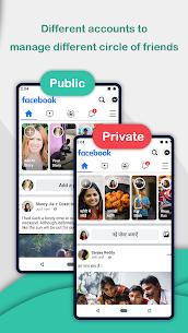 Clone Space – Multiple accounts & App parallel (MOD, Premium) v1.4.3 2