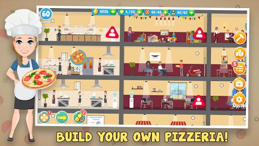Pizza Inc: Pizzeria restaurant tycoon delivery sim screenshots 1