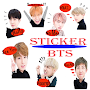BTS Sticker for whatsapp