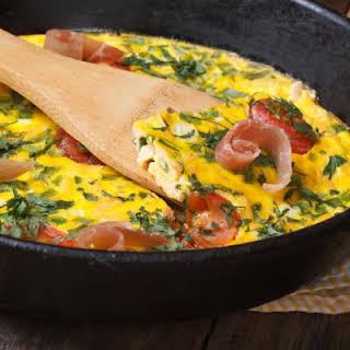 Italian-Inspired Breakfast Frittata.