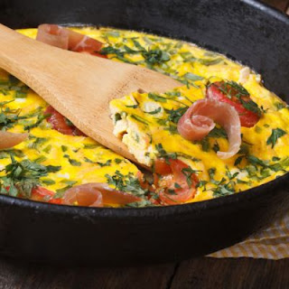 Italian-Inspired Breakfast Frittata.
