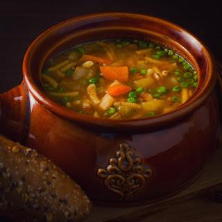 Celeriac Soup Vegetarian Recipes