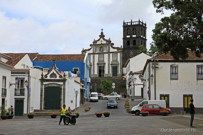 Кафедральный Собор в Рибейра Гранде