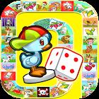 Gänsespiel : klassische Brettspiel (überarbeitet) icon