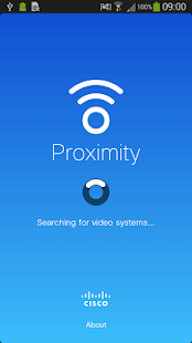 Cisco Proximity- screenshot thumbnail