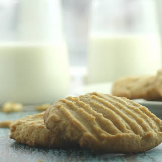 Rice Flour Peanut Butter Cookies Recipes.