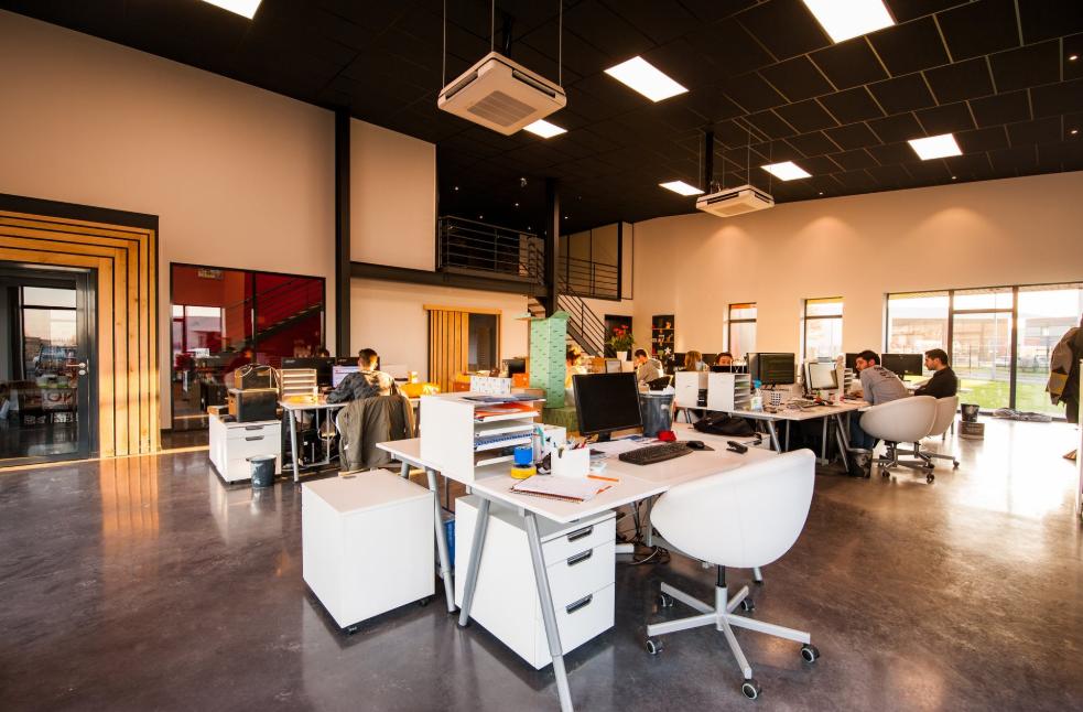 7 Inspirasi Desain Kantor Minimalis Terbaru 2020