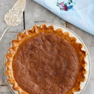 Baked Chocolate Chip Pie Crust Recipes
