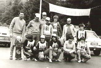 Photo: YU7KMN - Kozara 1979.? god.
