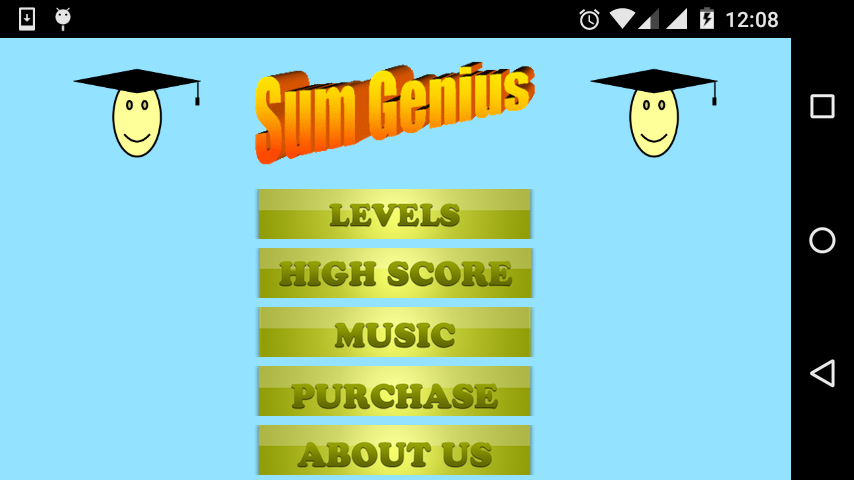 Sum Genius- screenshot