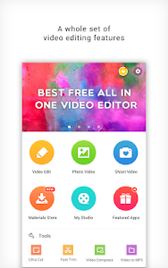 VideoShowLite: Video editor screenshot 0