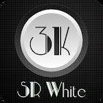 3K SR WHITE - Icon Pack v1.3.3